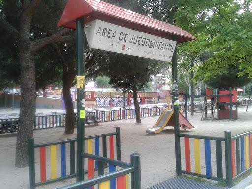 Alcorcon Parque Infantil Lisboa