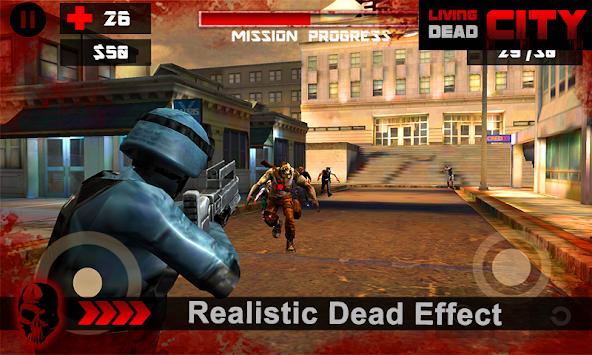 Living Dead City : FULL apk screenshot