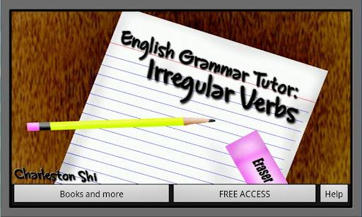 Grammar Wiz: Irregular Verbs