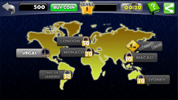 Screenshot of Lottery World Tour