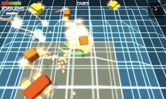 Screenshot of Cube Defender Lite