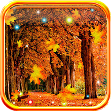 Autumn Streets HQ LWP