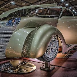 Custom Ride by Ron Meyers - Transportation Automobiles