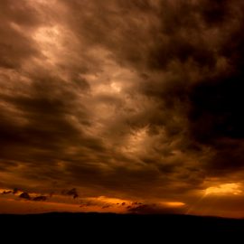 Hell Riders Day... by Zvonimir Cuvalo - News & Events Weather & Storms ( clouds, sky, dark, weather, storm )