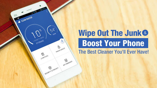 clean-master-speed-booster for android screenshot