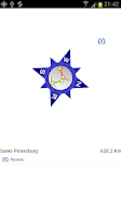 Screenshot of Sankt-Petersburg Metro Compass