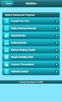 Screenshot of Health Pad Pro