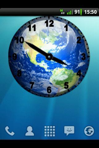地球日時鐘
