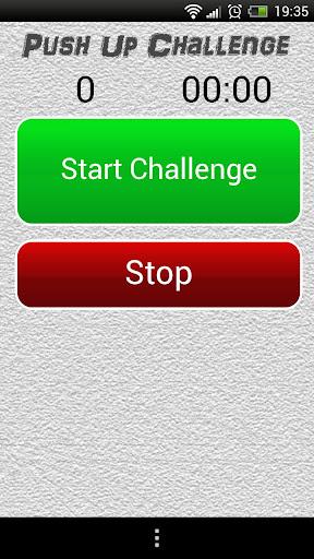 Grindstone Push Up Challenge