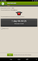 Screenshot of Breathalyzer