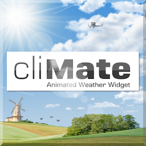 cliMate Animated WeatherWidget