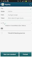 Screenshot of Frøslev-Mollerup Sparekasse
