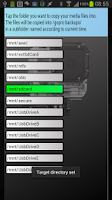 Screenshot of GoPro WiFi Media Transfer 480p