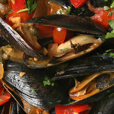 Smoked Chile Mussels Recipe
