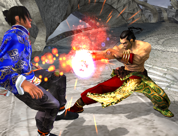 E3 2004: Tekken 5