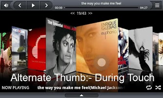 Screenshot of Theme Pack 3 - iSense Music