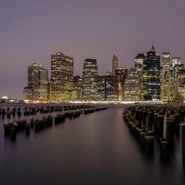 by Wendell Kennedy - City,  Street & Park  Skylines