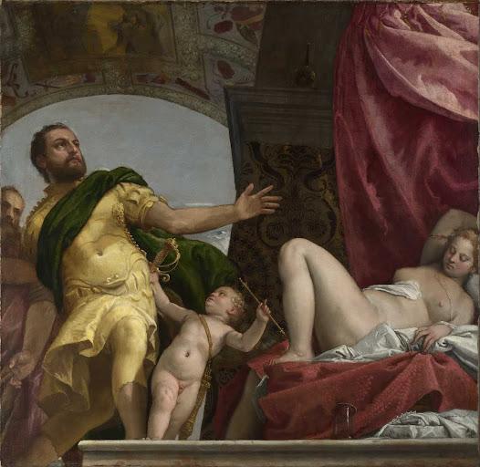 Veronese Paolo, Rispetto