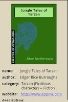 Screenshot of Jungle Tales of Tarzan