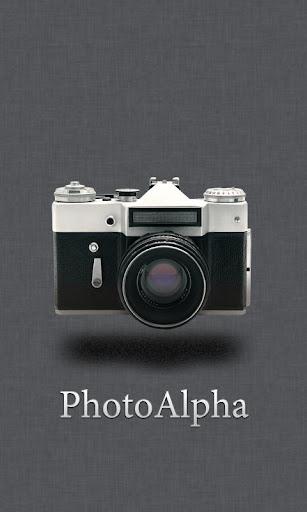 PhotoAlpha