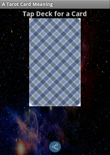 A Tarot Card - screenshot