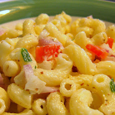 Bacon Club Macaroni Salad