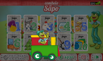 Screenshot of Comboio do SAPO