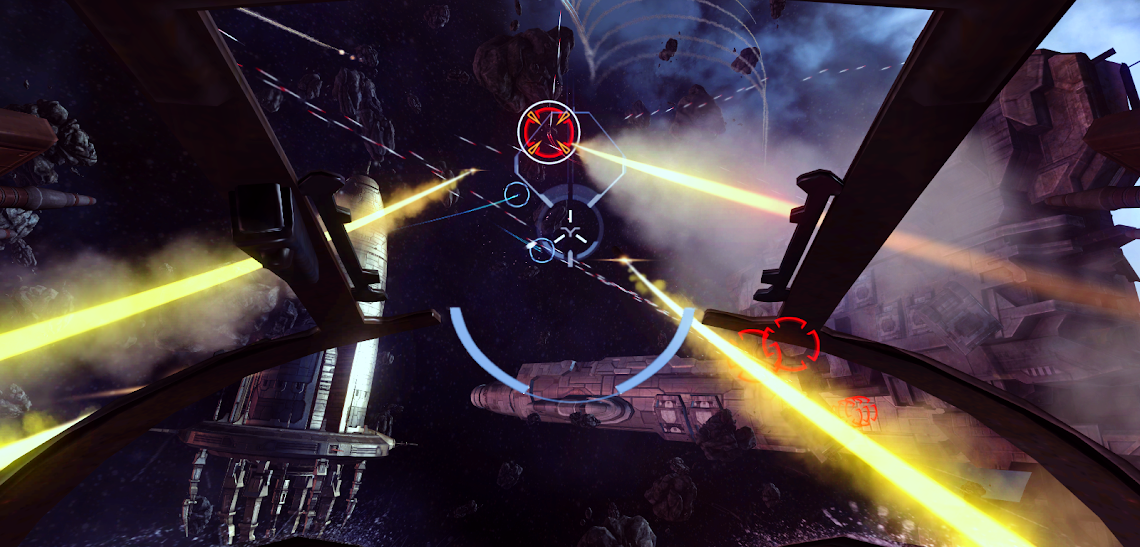 EVE: Valkyrie to be an Oculus Rift exclusive launch title