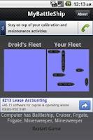Screenshot of My WarShip