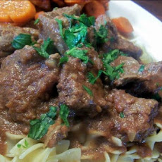 Beef Stew in Spicy Berbere Sauce