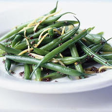 Indian Spiced Green Beans
