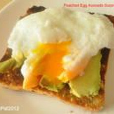 Poached Egg Avocado Surprise