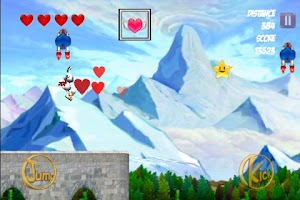 Screenshot of Rabbit Dash