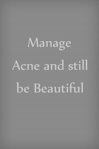 Remove Acne Looks Beatiful
