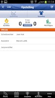 Screenshot of KNKV Korfbal