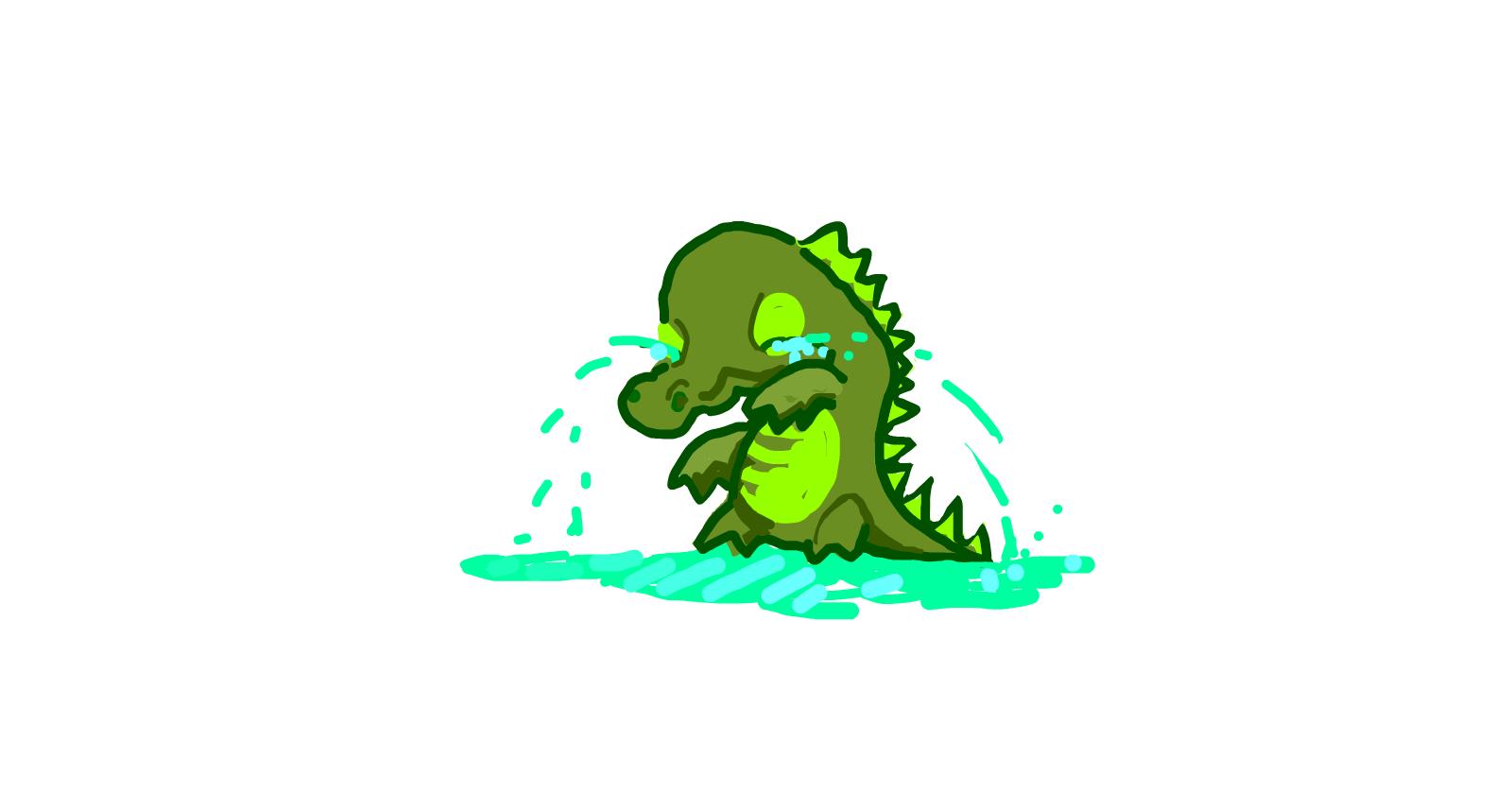 Crocodile Tears 187 Drawings 187 Sketchport