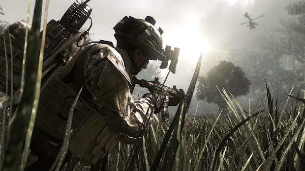 Call Of Duty: Ghosts ditches 32-bit OS support, needs 50GB HDD space on PC