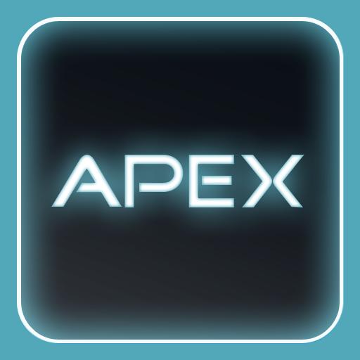 APEX主題夜光傳統臨 個人化 App LOGO-APP試玩