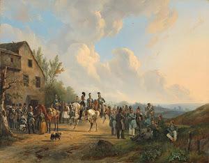 RIJKS: Wouter Verschuur (1812-1874): painting 1835