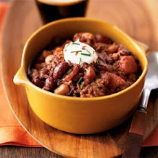 Chipotle Beef Chili