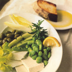 Summer Green Antipasto