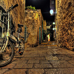 JAFFA by JOel Adolfo - City,  Street & Park  Neighborhoods ( street&park, neighborhood, city )