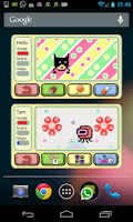 Screenshot of Widget Tamago Free