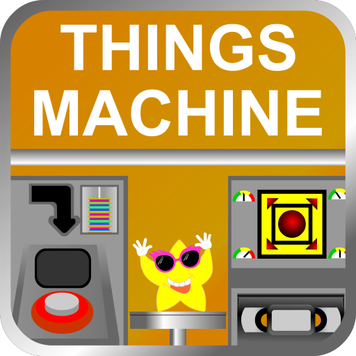 Kids Things Machine Game LOGO-APP點子