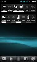 Screenshot of Widgetsoid icons ADW theme