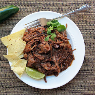 Crock Pot Shredded Beef (Barbacoa)