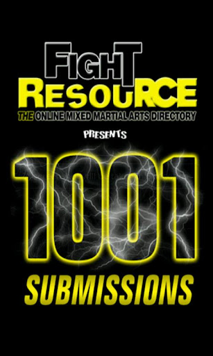 1001 Submissions Disc 14
