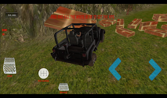 Screenshot of Sniper Hunting - 4x4 Off Road