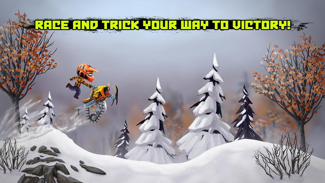 Sled Mayhem Screenshot 3
