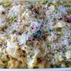 Cauliflower-Leek Bake (1 Point)